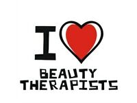 Level two beauty therapist looking for work