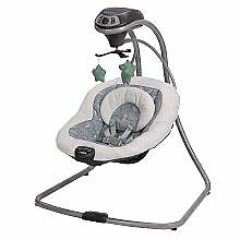 Graco Simple Sway Swing -  Greenhill