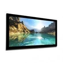 Weekly Promo! eGalaxy  Fixed frame Projector Screen,Fixed frame Projection Screen