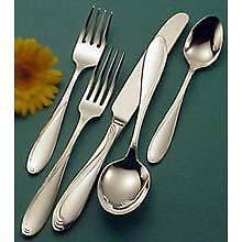 18 10 Or 18 0 Stainless Steel Flatware Silverware Ebay