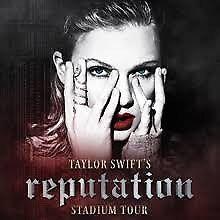 Taylor Swift Reputation Tour Tickets x2 - Manchester 8/6/18