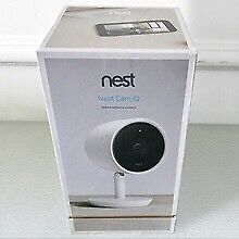BRAND NEW SEALED NEST CAM IQ INDOOR SECURITY CAMERA ONLY $275 !!