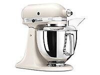 Kenwood Kitchen Aid 175 Artisan ( Brand New ) 4.8l Stand Mixer Cafe Latte
