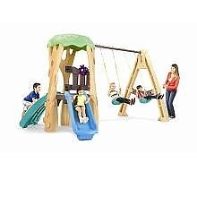 Wanted! Plastic swing set