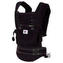Ergo Baby Original Sports Carrier - Black Karrinyup Stirling Area Preview