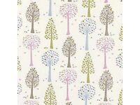 John Lewis Magic Trees blackout curtains