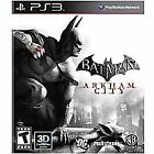 Batman: Arkham City Video Games