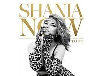 2 Shania Twain Now tour tickets, Dublin 3 Arena (open to offers)