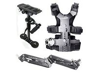 [REDUCED PRICE] Laing Steady cam - with 1-15kg P-04S Stabiliser & X-15S Vest Arm Steady System