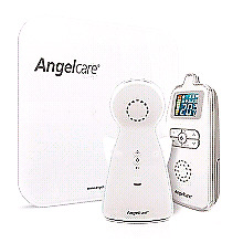 Baby Breathing Movement and Audio Monitor with Wired Sensor Pad
