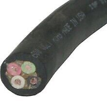 260' of 4 conductor, 2AWG electrical cable