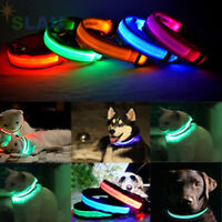 LED DOG/PET/MULTI USE COLLAR NEW SALE 3 FOR $12