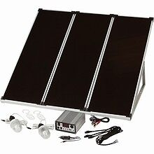 45 Watt Solar Kit with Voltage Regulator