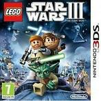 Lego Star Wars III The Clone Wars - 3DS