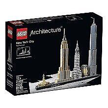 Architecture Lego (8 x sets)