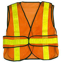 SAFETY VESTS  6 TO CHOOSE FROM $10 each