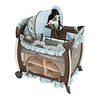 Graco™ Bedroom Bassinet and Play Yard