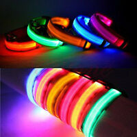 Quality LED Dog collars NEW