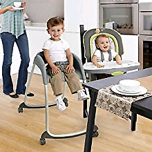 Awesome 3 in 1 high chair, booster seat or toddler seat