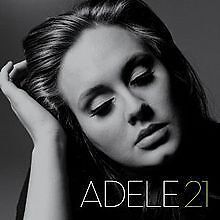 ADELE: 21:  CD NEW