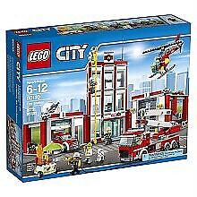 BRAND NEW IN BOX LEGO City Fire Station 60110