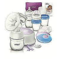 Philips AVENT - Breastfeeding Support Set (Electric Breast Pump)