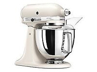 Kenwood Kitchen Aid 175 Artisan ( Brand New ) 4.8L Stand Mixer - Caffe Latte