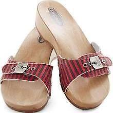 86cbd02abe4f Dr Scholls Wooden Sandals