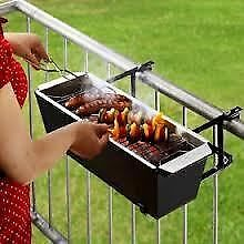A convenient barbecue for all homes