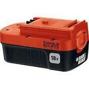 Black and Decker 18 Volt Battery
