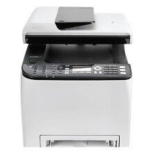 Ricoh SP C250 SF multifunction laser printer Glenroy Moreland Area Preview