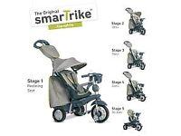 The smarTrike Explorer 5-in-1 tricycle smart trike