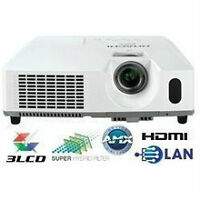 Hitachi CP-WX3011N Projector 275$ NET Value of 1099$ at Amazon!