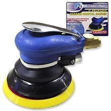 "BRAND NEW 5"" or 6"" PALM GRIP RANDOM ORBITAL SANDER"