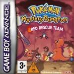 MarioGBA.nl: Pokémon Mystery Dungeon Red Rescue Team