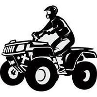 A guy with 4x4 four wheeler for hire