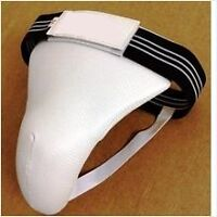 MOSSO Groin Protectors - NEW for Karate Taekwondo Martial Arts