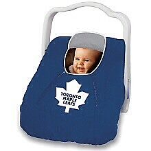 Car seat cover Toronto maple leafs
