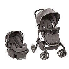 Stroller and car seat travel system Lux