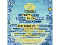 BOY BETTER KNOW TAKEOVER - O2 ARENA - SUN 27/08 - £65!