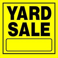 Yard Sale - 401 McAllister Road (Riverview)