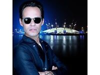 Marc Anthony Concert tickets O2 Arena London