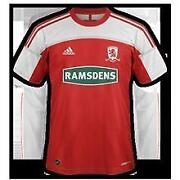Middlesbrough Shirt