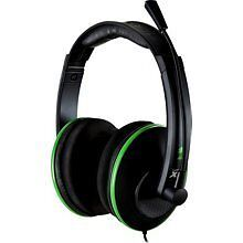 Xbox360 or PS3 turtle beach headset with cables