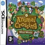 Animal Crossing Wild World - DS