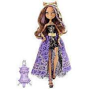 Monster High Dolls Clawdeen Wolf