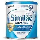 Similac Advance Cans