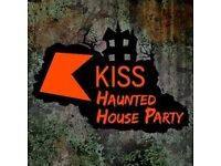 Kiss Haunted House Party Tickets x2