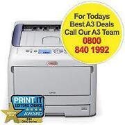 A3 Colour Laser Printer