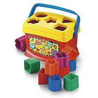 Fisher-Price - Premiers blocs de bébé